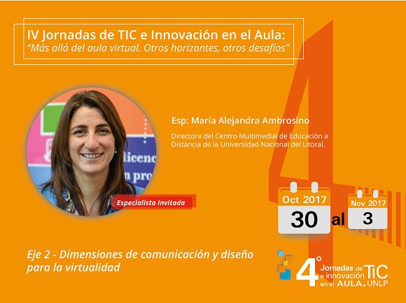 Esp. María Alejandra Ambrosino