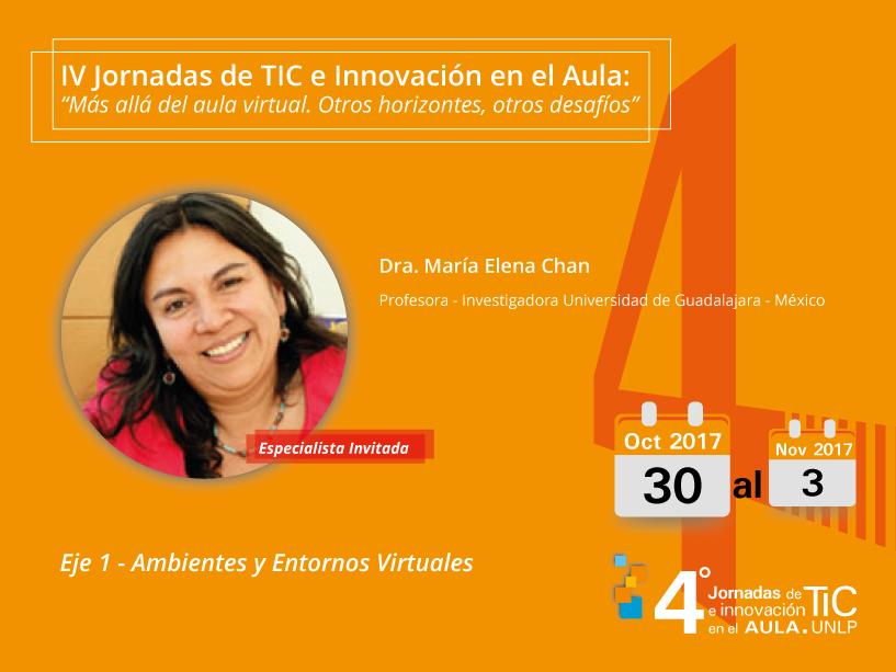 Dra. María Elena Chan