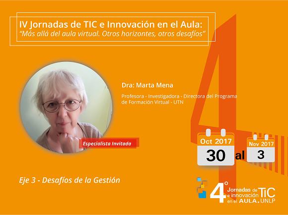 Dra. Marta Mena